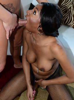 Black TGirls 1