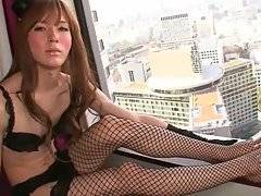 Take A Look At Lovely Ladyboy Lisa 1